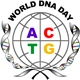 World DNA and Genome Day.