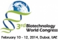 3rd Biotechnology World Congress
