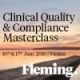 Clinical Quality & Compliance Masterclass