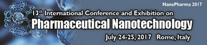 13th International Conference and Exhibition on Pharmaceutical Nanotechnology