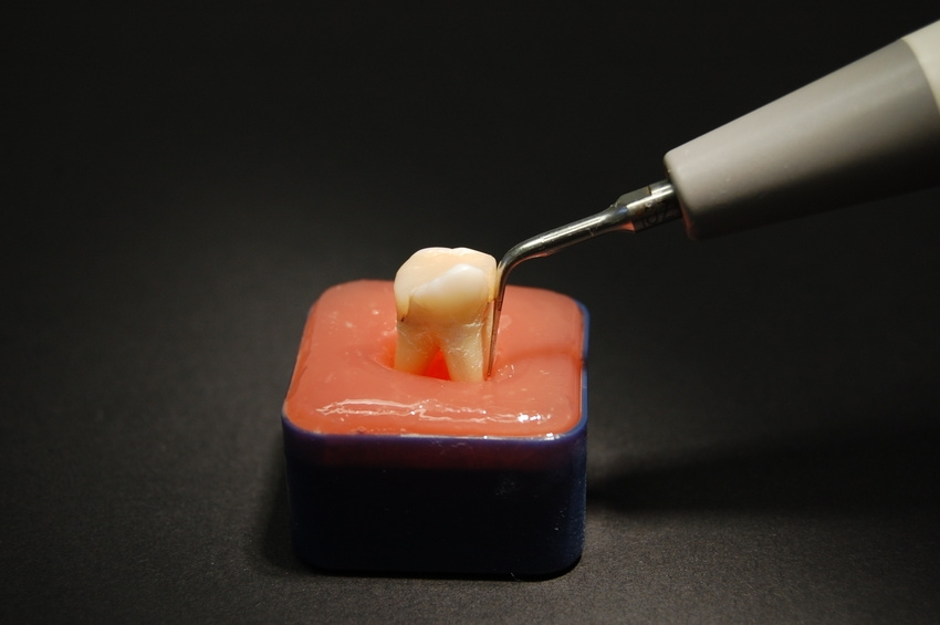Strong teeth: Nanostructures under stress make teeth crack resistant
